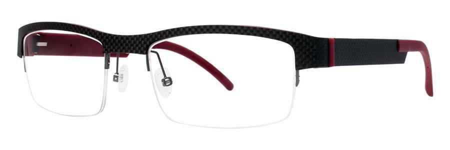 Jhane Barnes GRAPHITE Brick Eyeglasses Size53-19-140.00
