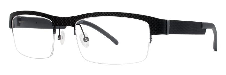 Jhane Barnes GRAPHITE Steel Eyeglasses Size53-19-140.00