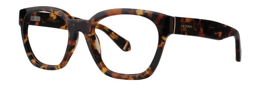 Zac Posen GUNILLA Tortoise Eyeglasses Size49-19-130.00
