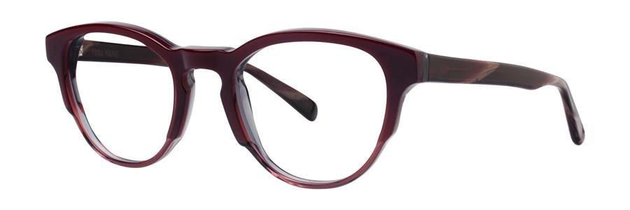 Vera Wang HANNE 03 Burgundy Eyeglasses Size51-20-140.00