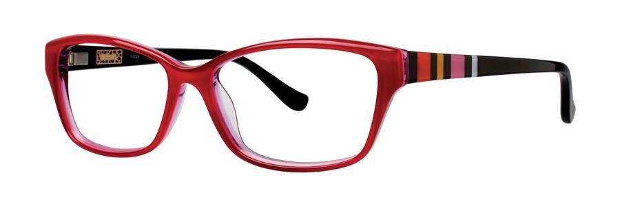 kensie HAPPY Red Eyeglasses Size50-14-130.00