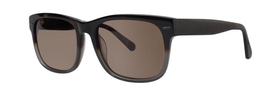 Zac Posen HAYWORTH Brown Blue Gradient Sunglasses Size55-18-140.00