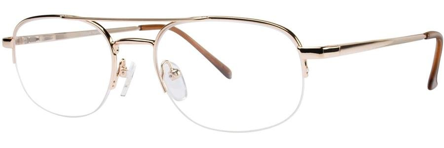 Gallery HERMAN Gold Eyeglasses Size53-19-140.00