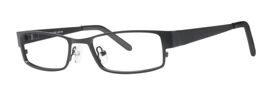 Gallery HESTOR Black Eyeglasses Size50-18-133.00