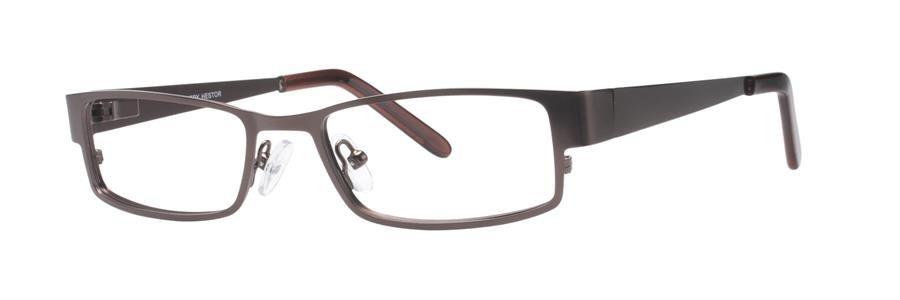 Gallery HESTOR Brown Eyeglasses Size52-18-135.00