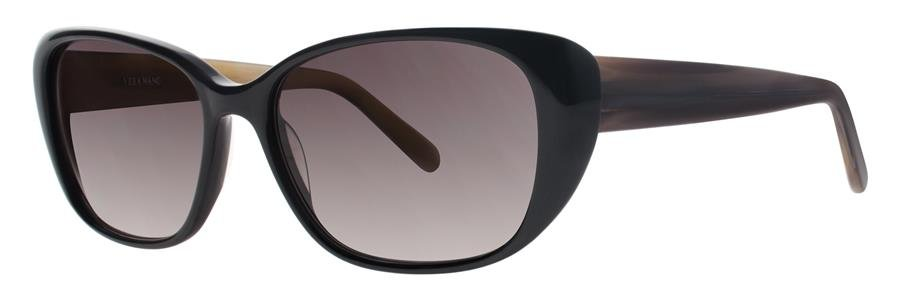Vera Wang IBIS Black Sunglasses Size53-15-135.00