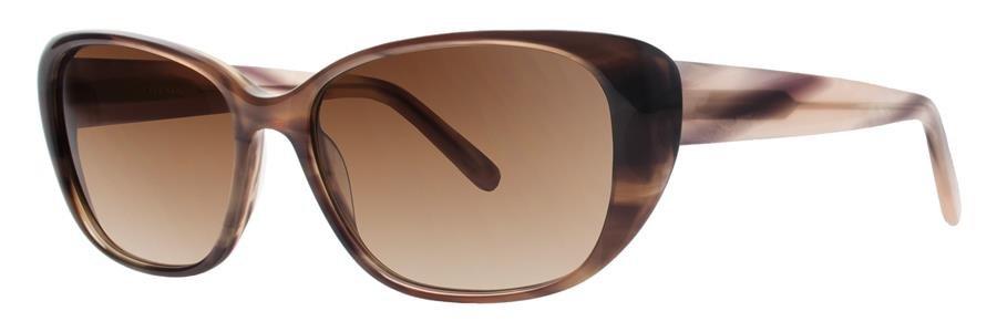 Vera Wang IBIS Brown Sunglasses Size53-15-135.00
