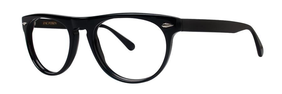 Zac Posen IDEALIST Black Eyeglasses Size53-19-140.00