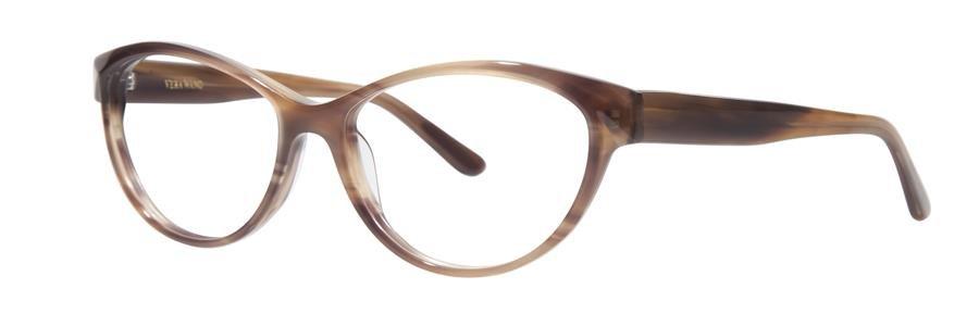 Vera Wang ILA Brown Eyeglasses Size53-15-135.00