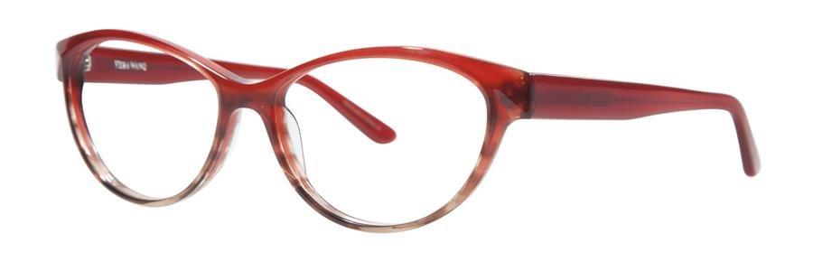 Vera Wang ILA Burgundy Eyeglasses Size53-15-135.00
