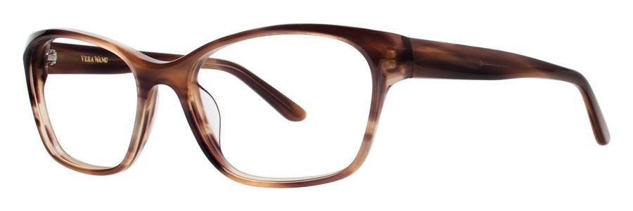 Vera Wang ILBI Brown Eyeglasses Size52-17-135.00