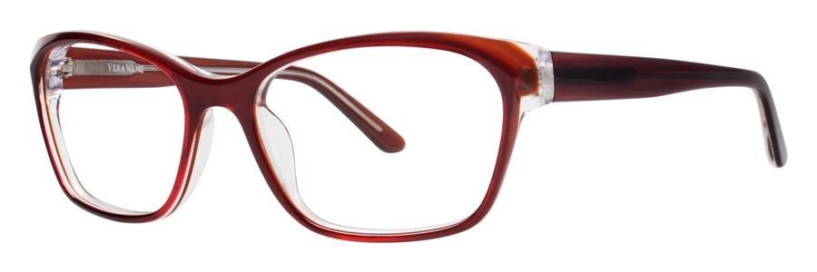 Vera Wang ILBI Crimson Eyeglasses Size52-17-135.00