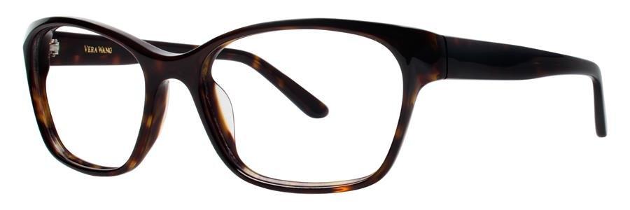 Vera Wang ILBI Tortoise Eyeglasses Size52-17-135.00