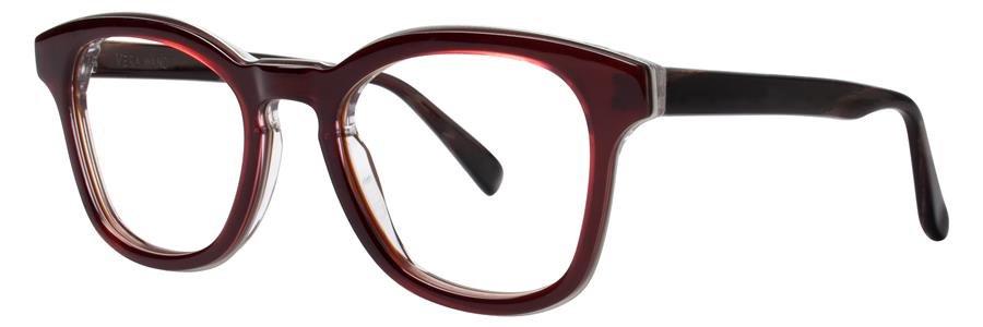 Vera Wang ILONA Crimson Eyeglasses Size50-19-140.00