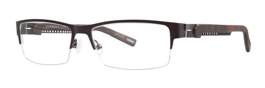 Jhane Barnes INDICATOR Brown Eyeglasses Size54-16-133.00