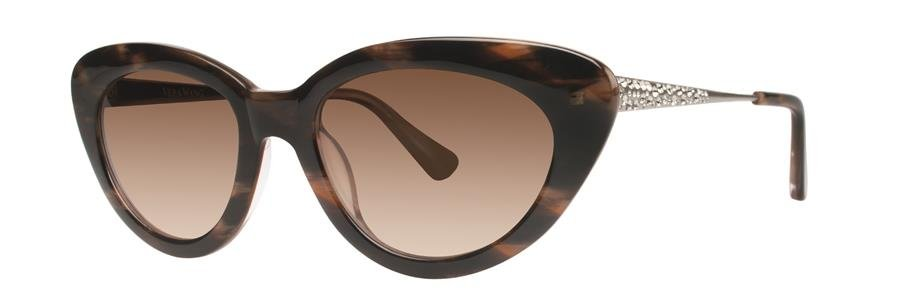 Vera Wang INDRA Horn Sunglasses Size52-19-135.00