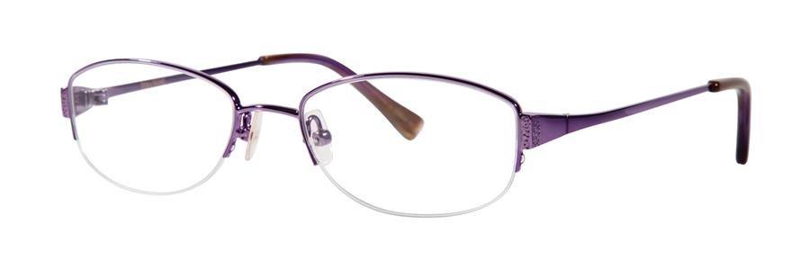 Vera Wang IRIDESCENCE Lilac Eyeglasses Size49-17-133.00