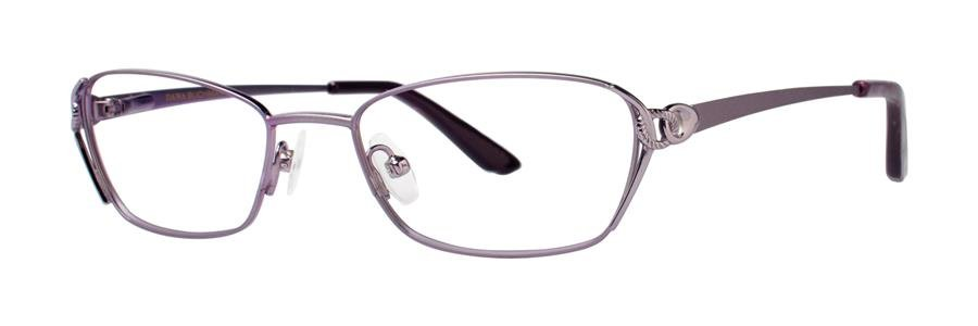 Dana Buchman ISHA Lilac Eyeglasses Size50-17-133.00