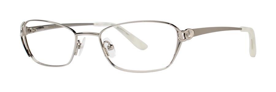 Dana Buchman ISHA Silver Eyeglasses Size50-17-133.00