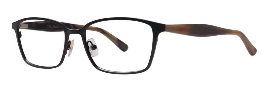 Vera Wang ITTA Black Eyeglasses Size50-16-140.00