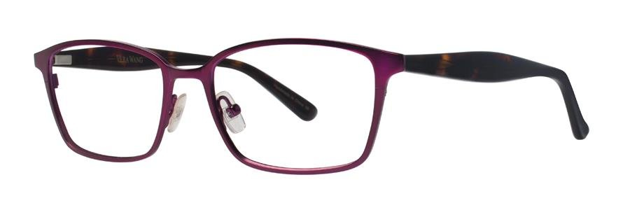 Vera Wang ITTA Burgundy Eyeglasses Size50-16-140.00