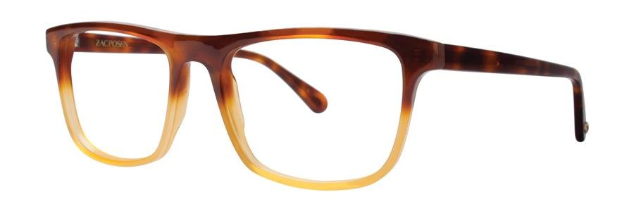 Zac Posen JACQUES Tortoise Eyeglasses Size52-18-140.00
