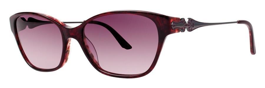 Dana Buchman JENNET Crimson Sunglasses Size55-16-135.00