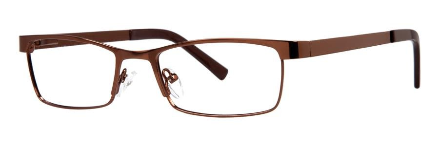 Gallery JONES Brown Eyeglasses Size52-17-135.00