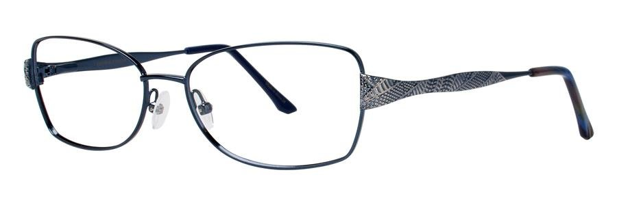 Dana Buchman KARENZA Teal Eyeglasses Size55-16-140.00