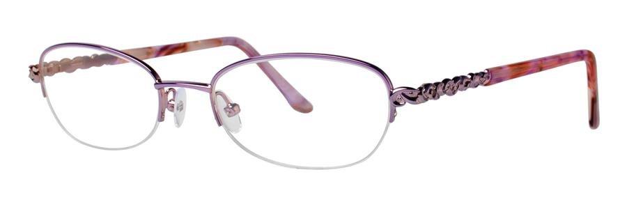 Dana Buchman KARLOTTE Lilac Eyeglasses Size49-18-130.00