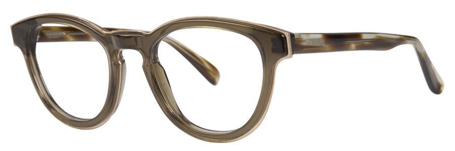 Vera Wang KIARA Olive Crystal Eyeglasses Size51-20-140.00