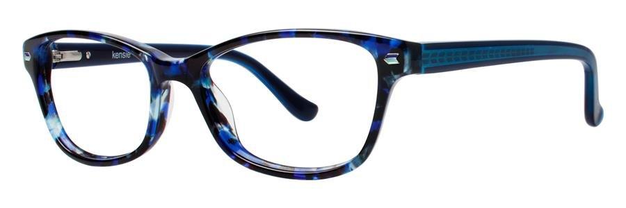 kensie KISS Blue Eyeglasses Size49-15-130.00