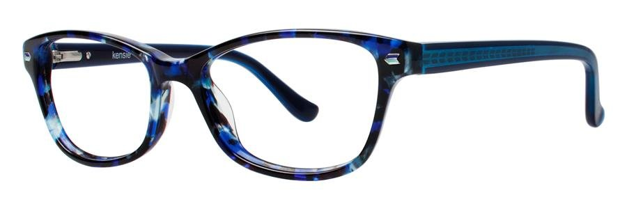 kensie KISS Blue Eyeglasses Size51-15-135.00