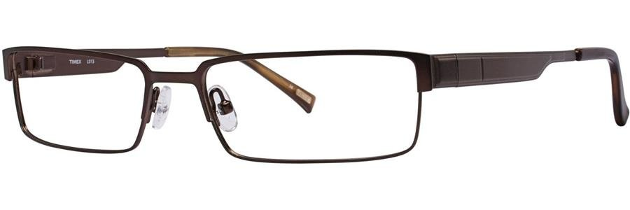 Timex L013 Brown Eyeglasses Size56-18-145.00