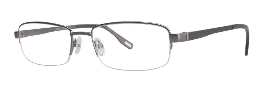 Timex L021 Gunmetal Eyeglasses Size55-19-140.00