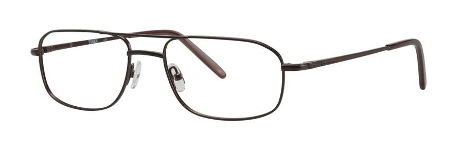 Timex L025 Brown Eyeglasses Size58-18-150.00
