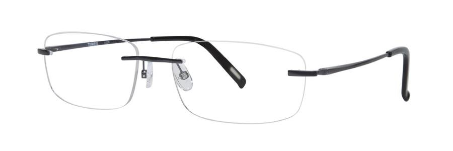 Timex L026 Dark Gunmetal Eyeglasses Size58-19-150.00