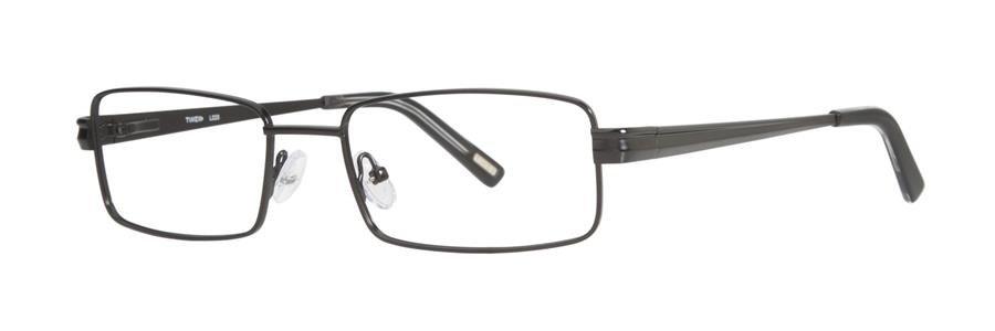 Timex L028 Black Eyeglasses Size57-19-142.00