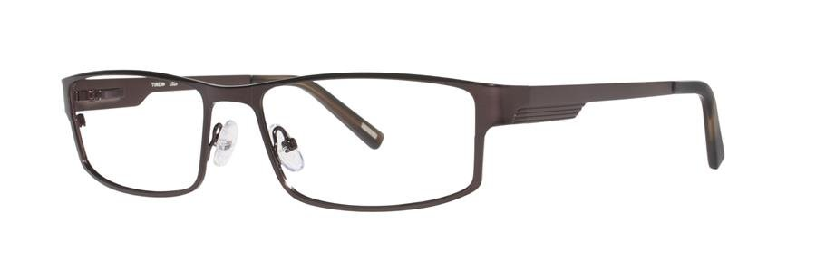Timex L029 Brown Eyeglasses Size56-17-138.00