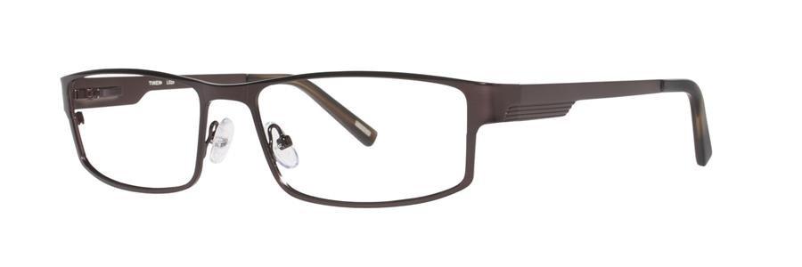Timex L029 Brown Eyeglasses Size58-17-142.00
