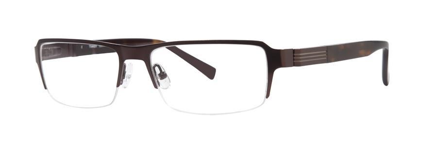 Timex L031 Brown Eyeglasses Size55-17-140.00