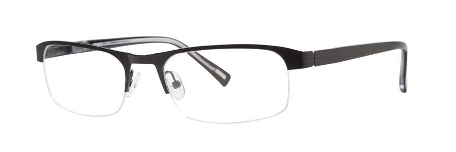 Timex L034 Black Eyeglasses Size58-20-145.00