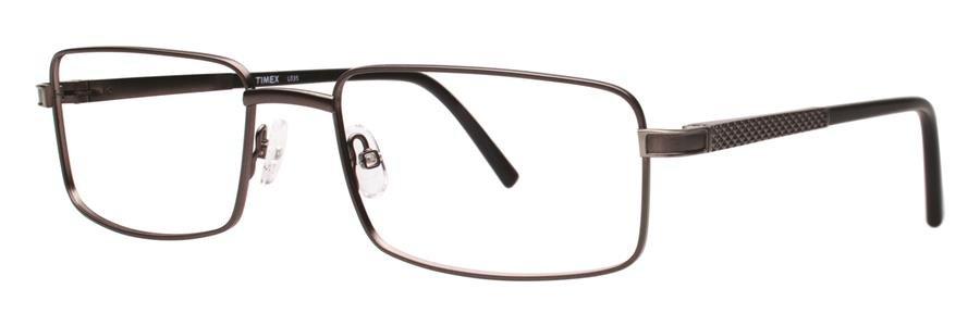 Timex L035 Gunmetal Eyeglasses Size56-19-145.00
