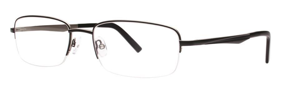 Timex L036 Black Eyeglasses Size57-19-145.00
