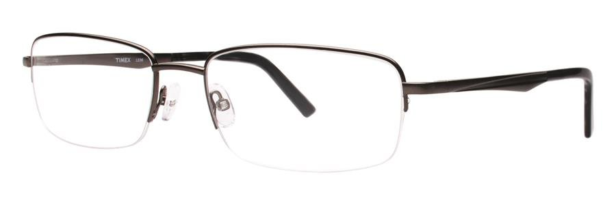 Timex L036 Gunmetal Eyeglasses Size57-19-145.00