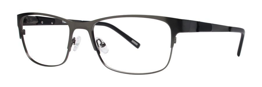 Timex L037 Gunmetal Eyeglasses Size55-18-145.00