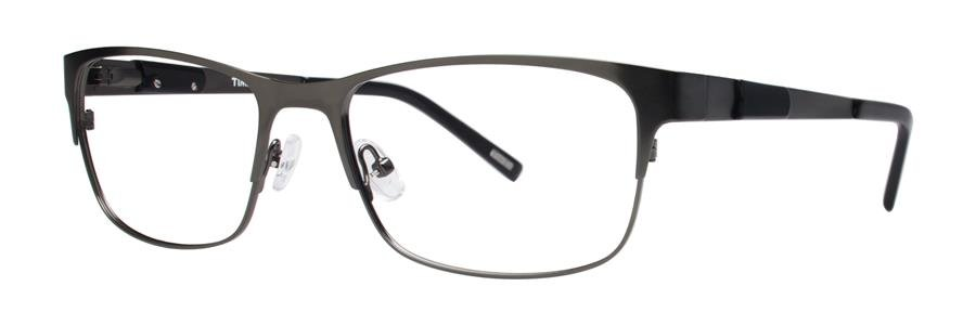 Timex L037 Gunmetal Eyeglasses Size57-18-150.00