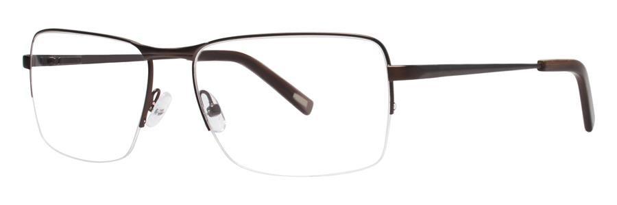Timex L042 Brown Eyeglasses Size57-17-140.00