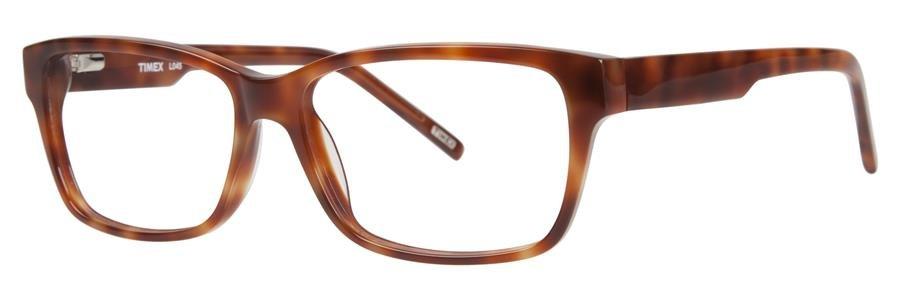 Timex L045 Tortoise Eyeglasses Size58-16-145.00