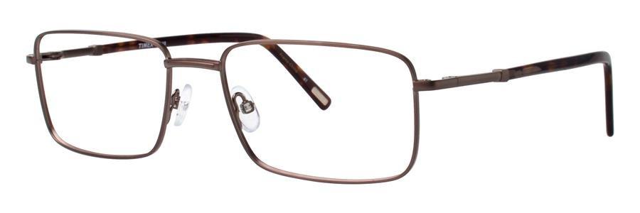 Timex L048 Brown Eyeglasses Size56-18-145.00